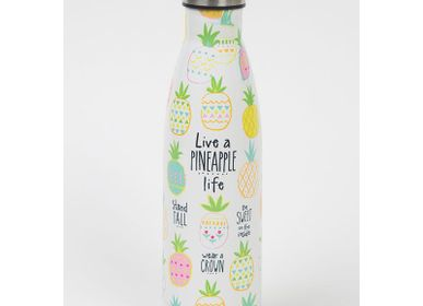 Travel accessories / suitcase - Insulated bottle - NATURAL LIFE