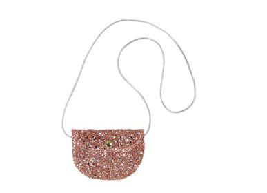 Petite maroquinerie - Porte-monnaie glitter - LUCIOLE ET PETIT POIS