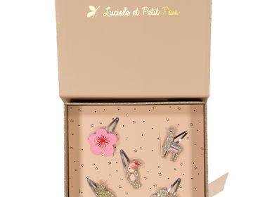 Birthdays - Glitter Gift Box - LUCIOLE ET PETIT POIS