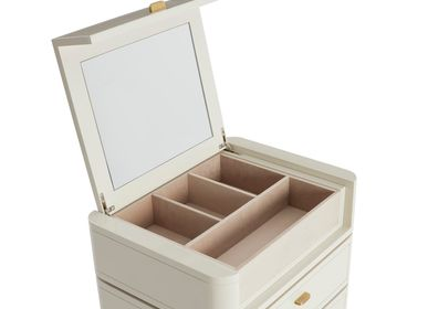 Chests of drawers - Cris II Tall Chest of Drawers - CASA MAGNA COLLECTION