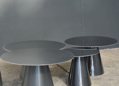 Coffee tables - Table basse LOMBOK - TERRE ET METAL