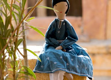 Decorative objects - Nargis cotton doll  - SILAIWALI
