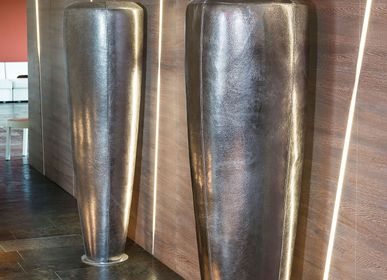 Vases - Vases recouverts de cuir - VG - VGNEWTREND