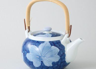 Mugs - Japanese dobin teapot - SHIROTSUKI / AKAZUKI JAPON