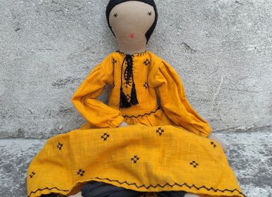Soft toy - Nargis cotton doll  - SILAIWALI