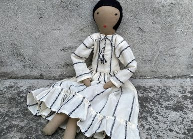 Soft toy - Calla Cotton doll - SILAIWALI