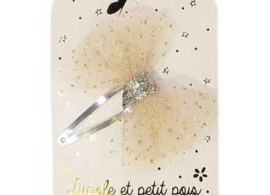 Kids accessories - Tutu Hairclip - LUCIOLE ET PETIT POIS