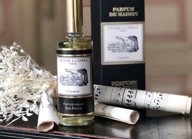Home fragrances - Room Spray - CARMEN - UN SOIR A L'OPERA