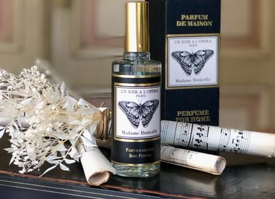 Home fragrances - Interior Fragrance - MADAME BUTTERFLY - UN SOIR A L'OPERA