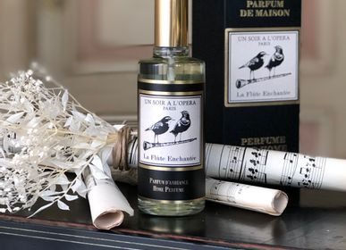Home fragrances - Scented room spray - LA FLUTE ENCHANTEE - UN SOIR A L'OPERA
