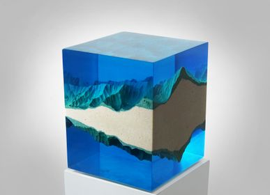 Sculpture - Mountains Mirror | Sculpture - LO CONTEMPORARY ART GALLERY