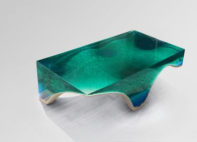 Coffee tables - DelMare | Table - EDUARD LOCOTA SCULPTURE STUDIO