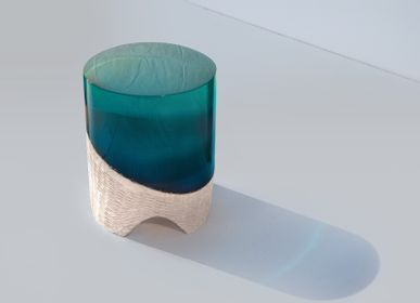 Sculpture - Immerso | Table & Tabouret - LO CONTEMPORARY