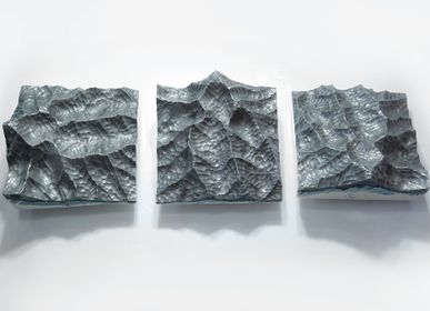 Decorative objects - Iron mountains | Wall Decoration - EDUARD LOCOTA SCULPTURE STUDIO