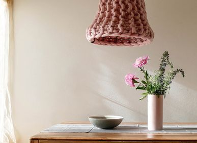 Children's lighting - Pendant Knit Lamp - PANAPUFA