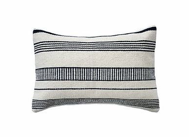 Cushions - Basico Nero II Cushion - ARTYCRAFT