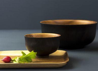 Bowls - Wooden  Japanese bowls - KINTA