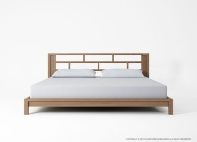 Beds - SAKAE Bed - KARPENTER