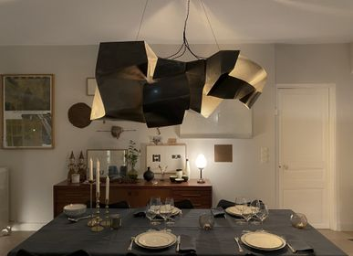 Hanging lights - Chandelier Twist - CÉCILE GEIGER