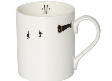 Mugs - SKI TOURING MUG - POWDERHOUND