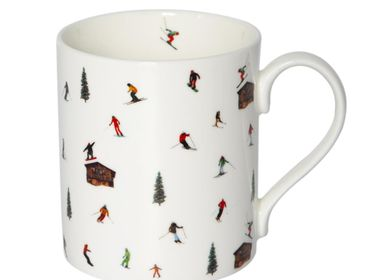 Tasses et mugs - MUG DE SKI CABANE - POWDERHOUND