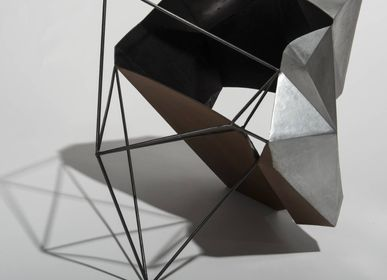 Console tables - Fragment, sculpture - CÉCILE GEIGER