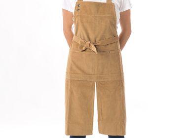 Kitchen fabrics - VELVET APRONS - TRAVAUX EN COURS...