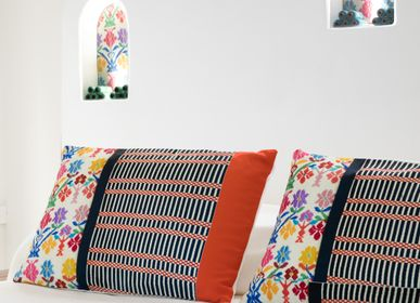 Cushions - Costumbres collection cushions  - LE BOTTEGHE DI SU GOLOGONE