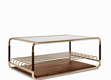 Unique pieces - Lautner | Center Table - ESSENTIAL HOME