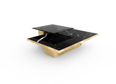 Tables basses - Table centrale Thor - LUXXU