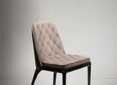Chairs - CHARLA II DINING CHAIR - LUXXU