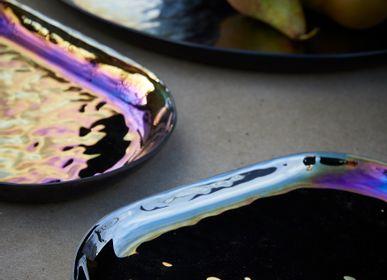 Trays - Glass trays MIRAGE - RADAR INTERIOR