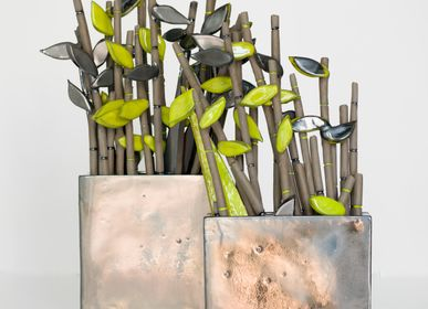 Céramique - Vase parfumé bambou - MARSIA STUDIO CERAMICHE DI MARIELLA SIANO