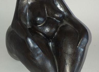 Céramique - ENIGMA Sculpture/ NUDE - ENIGMA