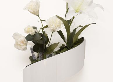 Objets design - Pot Modul'Green 2, Pot de Fleur Mural  - GREEN'TURN