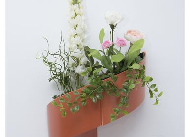 Other wall decoration - Wall Flower Pot Modul'Green - GREEN'TURN