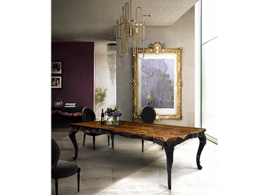 Dining Tables - ROYAL DINING TABLE - INSPLOSION