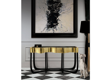 Console tables - SINUOUS CONSOLE - INSPLOSION