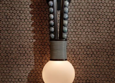 Outdoor wall lamps - TALISMAN LOOP SCONCE - TONICIE'S