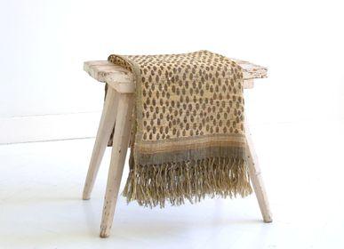 Throw blankets - Jaguar plaid - ML FABRICS