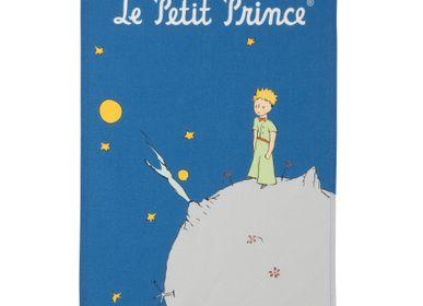 Torchons textile - Le Petit Prince - Planète / Torchon imprimé - COUCKE