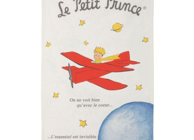 Tea towel - Le Petit Prince - Avion de St Ex / Tea towel - COUCKE