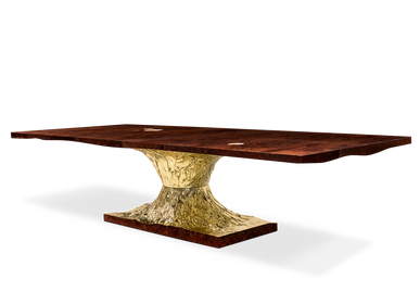 Tables for hotels - METAMORPHOSIS DINING TABLE - INSPLOSION