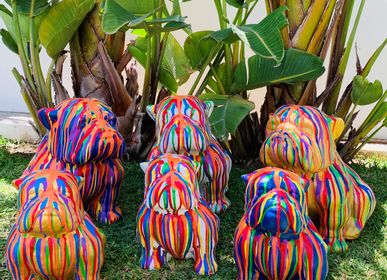 Objets de décoration - DOG Statue - CASA NATURA