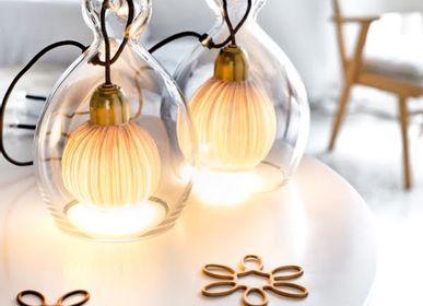 Table lamps - Grelot, lamp - PAPIER À ÊTRES