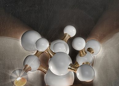 Lampes de table - LAMPE DE TABLE ATOMIC - INSPLOSION