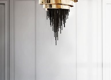 Hanging lights - GUGGENHEIM CHANDELIER - INSPLOSION