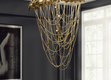 Hanging lights - MCQUEEN CHANDELIER - INSPLOSION