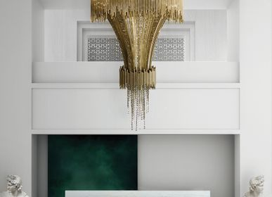 Hanging lights - SCALA CHANDELIER - INSPLOSION
