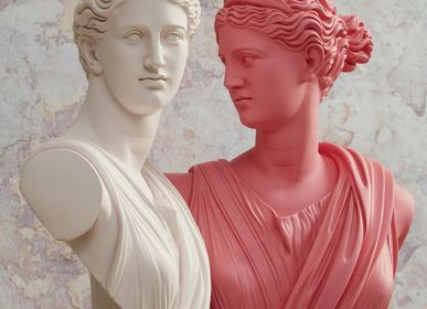 Sculptures / statuettes / miniatures - Artemis bust - SOPHIA ENJOY THINKING